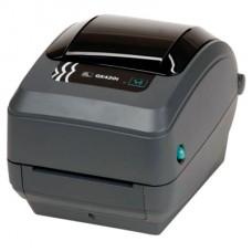 Принтер штрих-кодов для печати этикеток Zebra GK420t