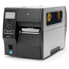 Промышленный принтер штрих-кодов Zebra ZT410